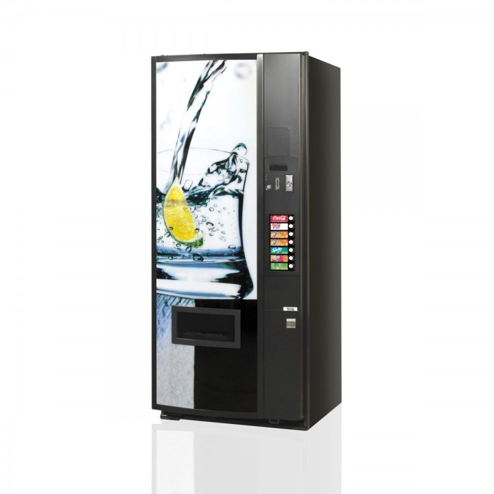 NarrowStack Bottle&Can - THE SANDENVENDO COLD DRINKS VENDING MACHINES