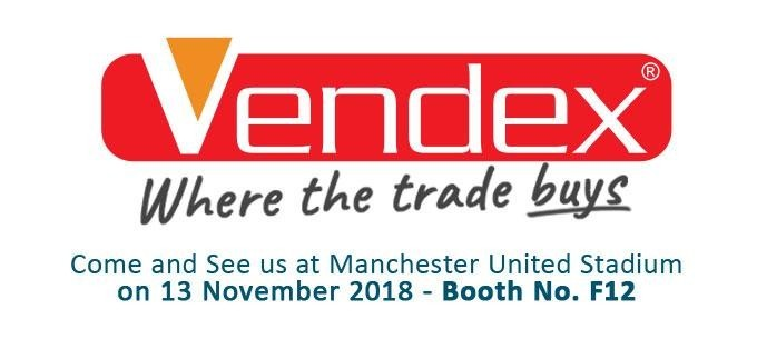 VENDEX North in Manchester on 13th November