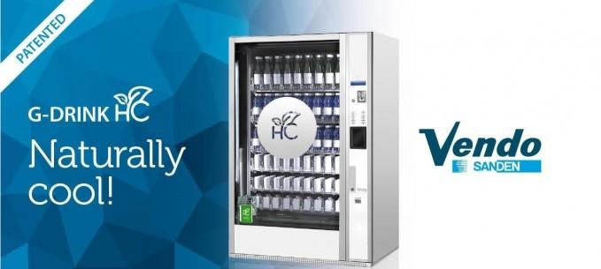 SandenVendo G-Drink HC, a new Hydrocarbon refrigerant